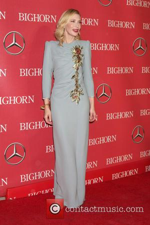 Cate Blanchett - 27th Palm Springs International Film Festival Gala at the Palm Springs Convention Center - Arrivals at Palm...