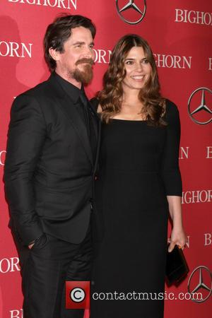 Christian Bale , Sibi Blazic - 27th Palm Springs International Film Festival Gala at the Palm Springs Convention Center -...