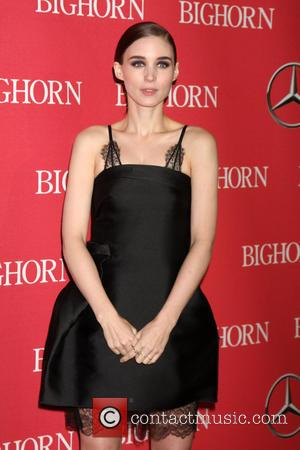 Rooney Mara - 27th Palm Springs International Film Festival Gala at the Palm Springs Convention Center - Arrivals at Palm...