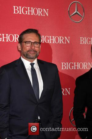 Steve Carell - 27th Palm Springs International Film Festival Gala at the Palm Springs Convention Center - Arrivals at Palm...