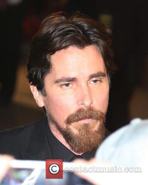 Christian Bale - 27th Annual Palm Springs International Film Festival Gala held at Palm Springs Convention Center - Outside Arrivals...