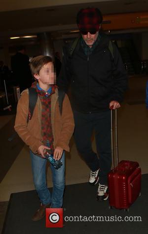 Will Ferrell and Magnus Paulin Ferrell