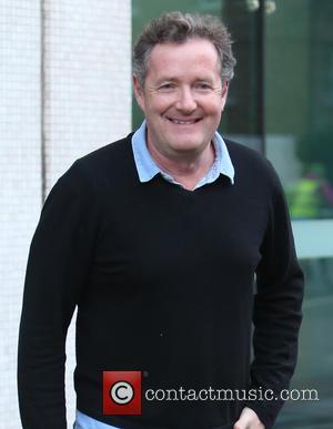 Piers Morgan - Piers Morgan outside ITV Studios - London, United Kingdom - Monday 4th January 2016
