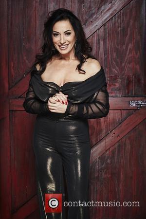 Nancy Dell'Olio - Celebrity Big Brother 2016 housemates revealed at Celebrity Big Brother - London, United Kingdom - Monday 4th...