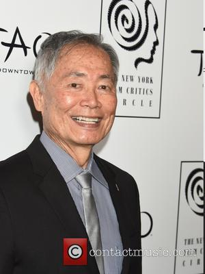 George Takei - New York Film Critics Circle Awards at TAO Downtown - Red Carpet Arrivals at TAO downtown -...