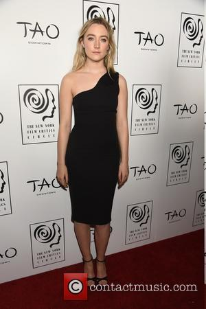 Saoirse Ronan - New York Film Critics Circle Awards at TAO Downtown - Red Carpet Arrivals at TAO downtown -...