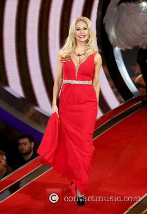 Kristina Rihanoff - Celebrities arrive at 'Celebrity Big Brother' launch night at Elstree Studios at Celebrity Big Brother - London,...