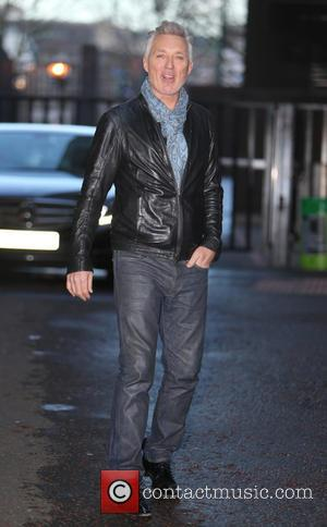 Martin Kemp - Martin Kemp outside ITV Studios - London, United Kingdom - Tuesday 5th January 2016