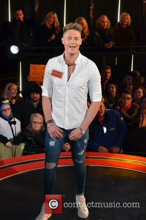 Scotty T. - Celebrity Big Brother 2016 launch night at Celebrity Big Brother - London, United Kingdom - Tuesday 5th...