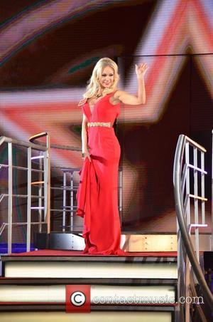 Kristina Rihanoff. - Celebrity Big Brother 2016 launch night at Celebrity Big Brother - London, United Kingdom - Tuesday 5th...