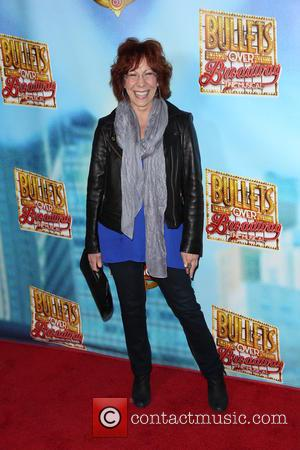 Mindy Sterling - Premiere of 'Bullets Over Broadway The Musical' held at Pantages Theatre Hollywood - Arrivals - Los Angeles,...
