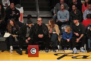 Jack Nicholson and Lorraine Nicholson