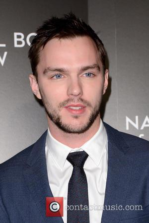 Nicholas Hoult - 2015 National Board Of Review Gala - Red Carpet arrivals - New York, New York, United States...