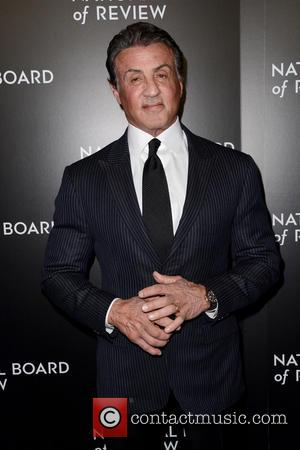 Sylvester Stallone - 2015 National Board Of Review Gala - Red Carpet arrivals - New York, New York, United States...