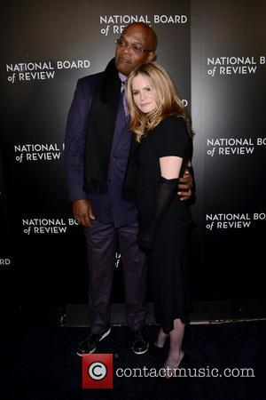 Samuel L. Jackson and Jennifer Jason Leigh