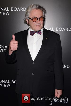 George Miller - 2015 National Board Of Review Gala - Red Carpet arrivals - New York, New York, United States...