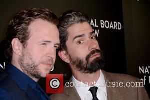 Rafe Spall and Hamish Linklater