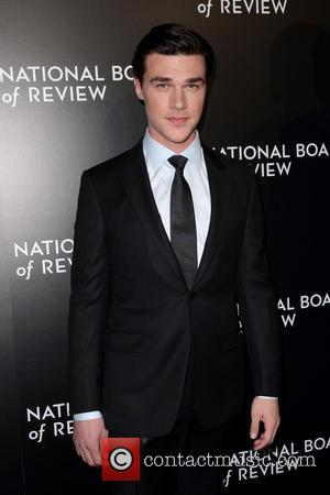Finn Wittrock - 2015 National Board Of Review Gala - Red Carpet arrivals - New York, New York, United States...