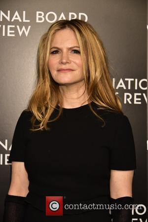 Jennifer Jason Leigh - National Board of Review Gala at Cipriani 42nd.St - Arrivals at Cipriani 42nd.st. - New York...