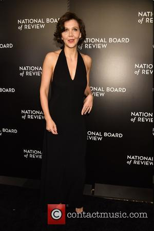 Maggie Gyllenhaal - National Board of Review Gala at Cipriani 42nd.St - Arrivals at Cipriani 42nd.st. - New York City,...