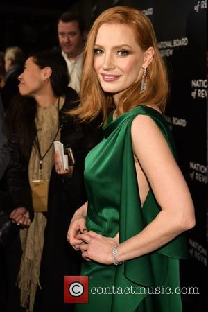 Jessica Chastain - National Board of Review Gala at Cipriani 42nd.St - Arrivals at Cipriani 42nd.st. - New York City,...