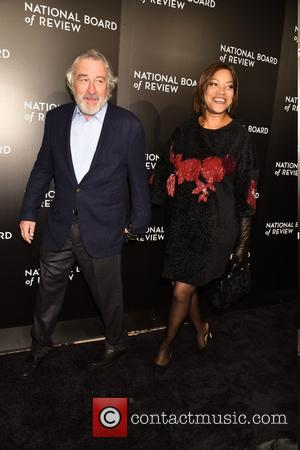 Robert De Niro , Grace Hightower - National Board of Review Gala at Cipriani 42nd.St - Arrivals at Cipriani 42nd.st....