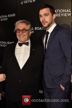 George Miller , Nicholas Hoult - National Board of Review Gala at Cipriani 42nd.St - Arrivals at Cipriani 42nd.st. -...