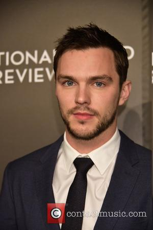 Nicholas Hoult - National Board of Review Gala at Cipriani 42nd.St - Arrivals at Cipriani 42nd.st. - New York City,...
