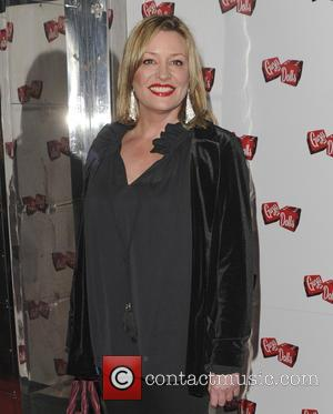 Laurie Brett - Various celebrities attend Guys and Dolls Press Night - London, United Kingdom - Wednesday 6th January 2016