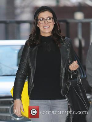 Kym Marsh - Kym Marsh outside ITV Studios today - London, United Kingdom - Wednesday 6th January 2016