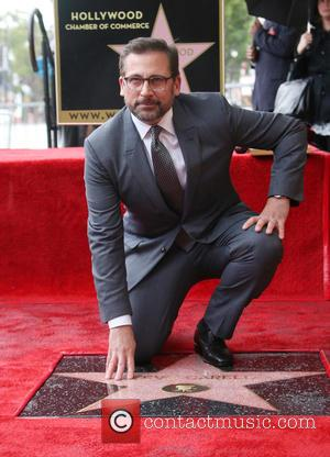Steve Carell - Steve Carell Honored With Star On The Hollywood Walk Of Fame at On The Hollywood Walk Of...