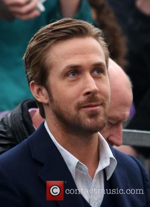 Ryan Gosling - Steve Carell Honored With Star On The Hollywood Walk Of Fame at On The Hollywood Walk Of...