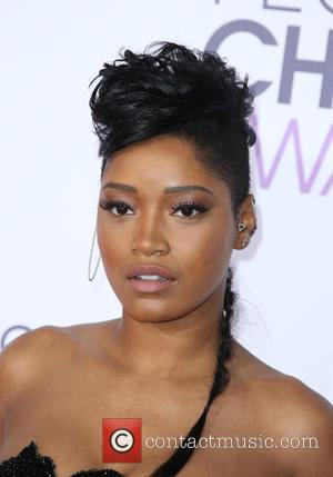Keke Palmer - People's Choice Awards 2016 held at the Microsoft Theatre L.A. Live - Arrivals at Microsoft Theater, People's...