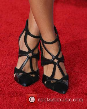 Kat Graham - People's Choice Awards 2016 held at the Microsoft Theatre L.A. Live - Arrivals at Microsoft Theater, People's...