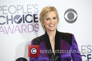 Jane Lynch - People's Choice Awards 2016 held at Microsoft Theatre L.A. Live. - Press Room at Microsoft Theatre L.A....