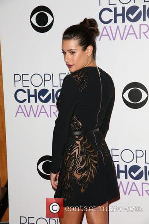 Lea Michele - People's Choice Awards 2016 held at Microsoft Theatre L.A. Live. - Press Room at Microsoft Theatre L.A....