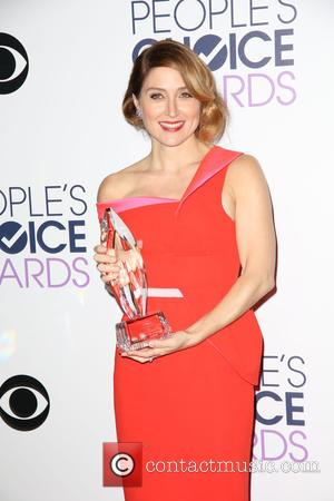 Sasha Alexander - People's Choice Awards 2016 held at Microsoft Theatre L.A. Live. - Press Room at Microsoft Theatre L.A....