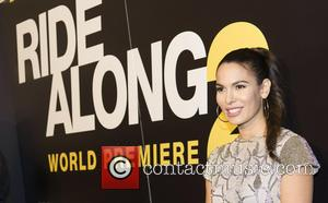 Nadine Velazquez - 'Ride Along 2' World Premiere at the Regal Cinemas South Beach at Regal Cinemas South Beach -...