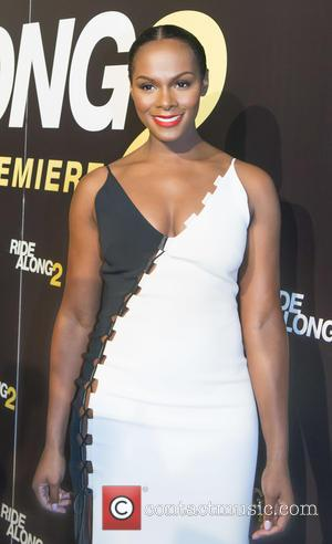 Pregnant Tika Sumpter: 'First Trimester Was A Killer'