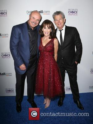 Phil Mcgraw, Robin Mcgraw and David Foster