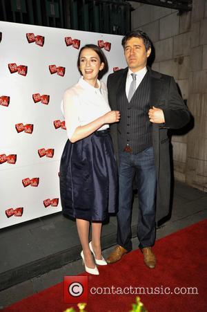 Charlotte Richie and Tom Chambers