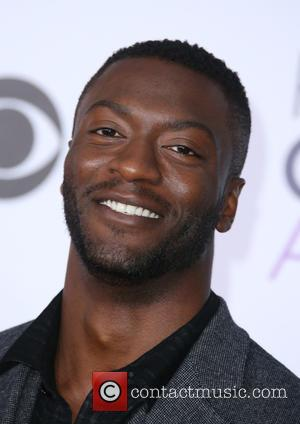 Aldis Hodge - People's Choice Awards 2016 held at the Microsoft Theatre L.A. Live - Arrivals at Microsoft Theater, People's...