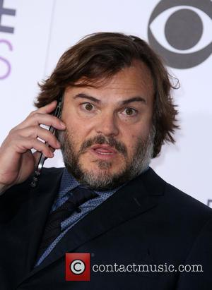 Jack Black - People's Choice Awards 2016 held at the Microsoft Theatre L.A. Live - Arrivals at Microsoft Theater, People's...