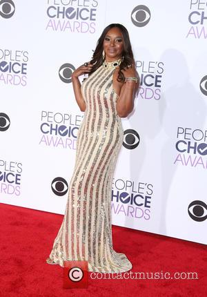 Tamala Jones - People's Choice Awards 2016 held at the Microsoft Theatre L.A. Live - Arrivals at Microsoft Theater, People's...