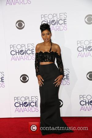 Keke Palmer - People's Choice Awards 2016 held at the Microsoft Theatre L.A. Live - Arrivals at Microsoft Theatre L.A....