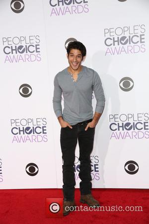 Tyler Posey - People's Choice Awards 2016 held at the Microsoft Theatre L.A. Live - Arrivals at Microsoft Theatre L.A....