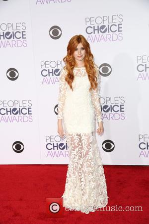 Katherine McNamara - People's Choice Awards 2016 held at the Microsoft Theatre L.A. Live - Arrivals at Microsoft Theatre L.A....
