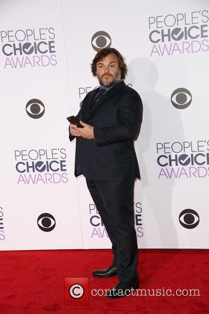 Jack Black - People's Choice Awards 2016 held at the Microsoft Theatre L.A. Live - Arrivals at Microsoft Theatre L.A....