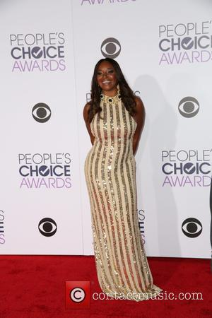 Tamala Jones - People's Choice Awards 2016 held at the Microsoft Theatre L.A. Live - Arrivals at Microsoft Theatre L.A....