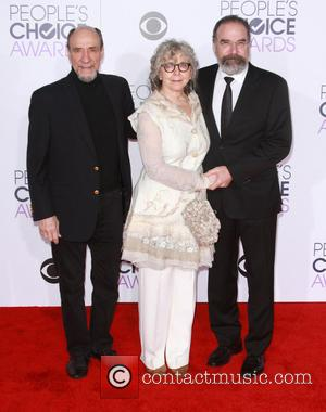 Kathryn Grody, F. Murray Abraham and Mandy Patinkin